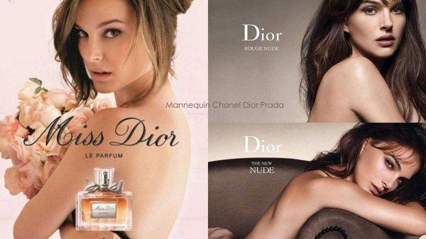 Dior : Natalie Portman nue et sensuelle pour la campagne Rouge Nude
