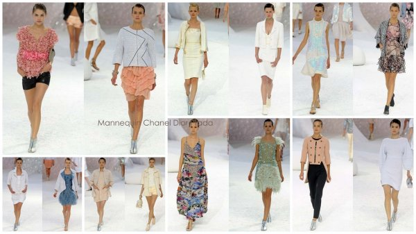 Collection Spring Summer 2012 Comment vous trouver ??