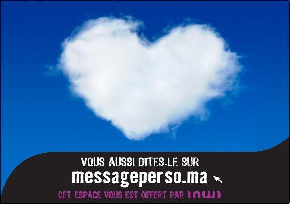 Fais passer ton <3 message pour la St Valentin