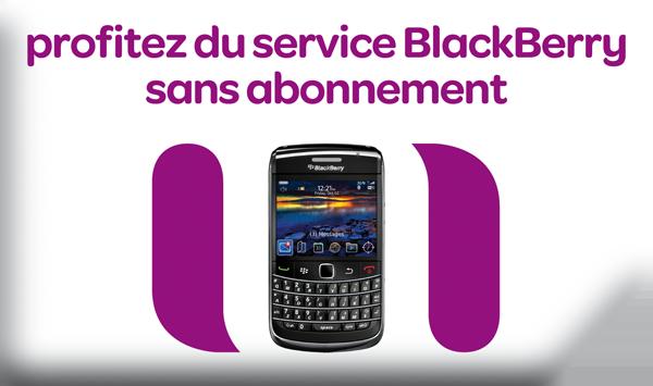 Kiffe la life avec ton BlackBerry