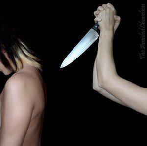 Couteau à Dos