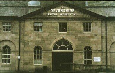 Un Hôpital britannique Hantée