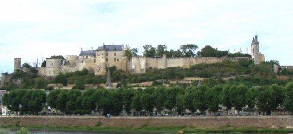 château Chinon restauré