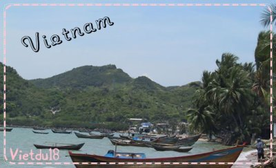I love : Vietnam.