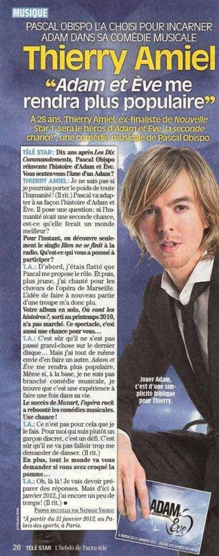 Thierry Amiel en interview
