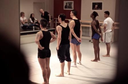 Le casting des danseurs ... merci Tokyo