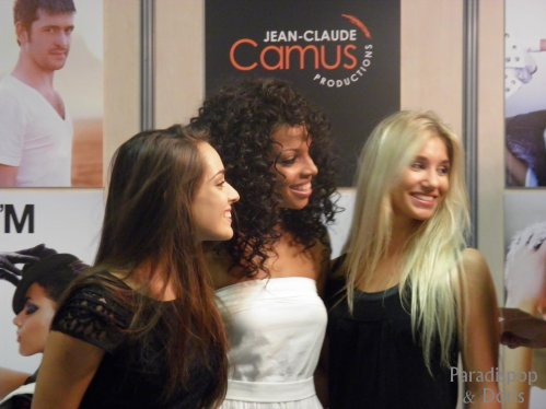 Adam et eve au salon des ce avec cylia for Adam and eve family salon