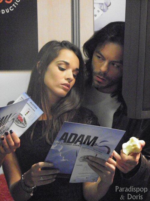 Adam et Eve au Salon des CE - avec Noémie Garcia