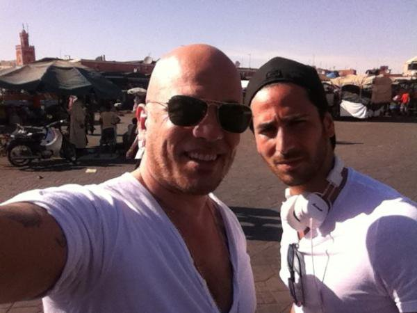 Michael Malih future collaboration de Pascal Obispo ?