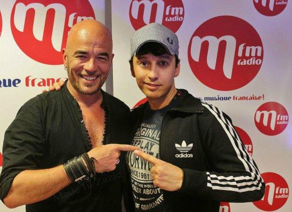 Lundi 27 Aout à 7h45 - l'interview exclusive de Pascal Obispo avec MFM Radio
