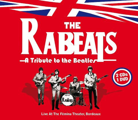 NEWS : The Rabeats en DVD LIVE