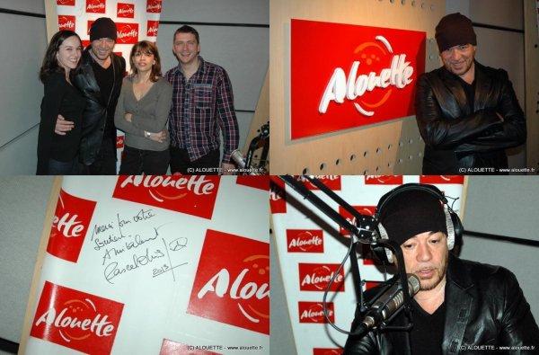 REPLAY RADIO 2 : @ObispoPascal en Vendée à ALOUETTE RADIO puis sur EUROPE 1