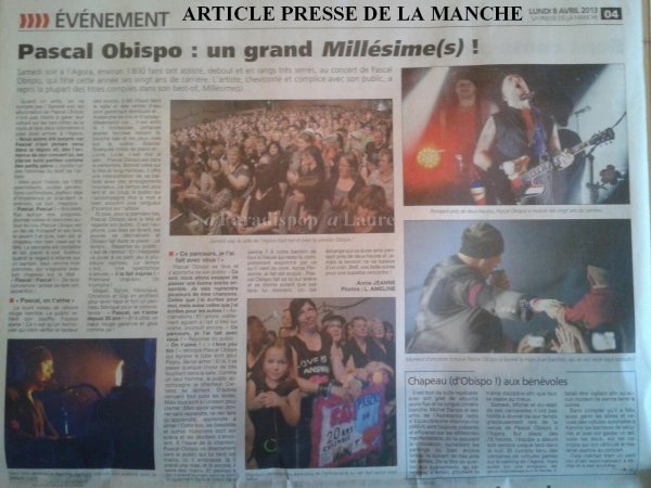 Photos article : @ObispoPascal à Nantes, Fougères et Cherbourg