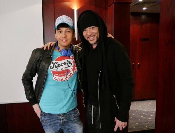 @ObispoPascal en interview sur MFM Radio