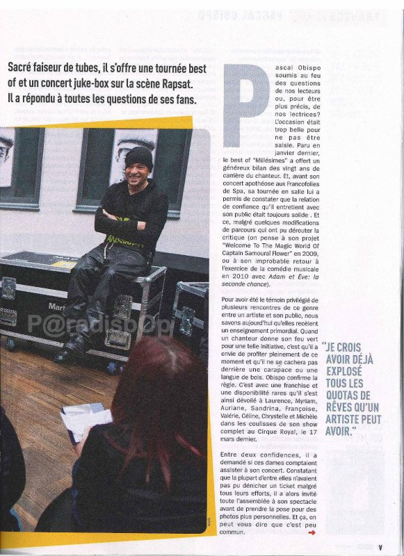 Interview @ObispoPascal pour #TéléMoustique