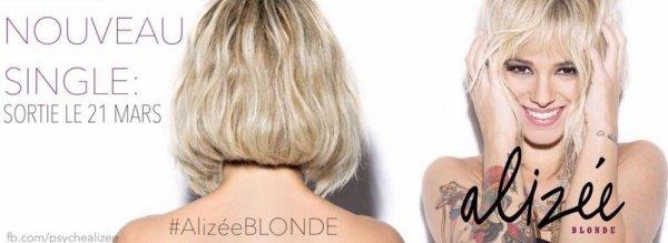 #Blonde #Alizée le retour avec @ObispoPascal @ZazieOnline @LaurentKonrad77 - @MelleAlizee @JustFanDAlizee