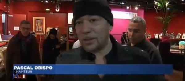 Replay @ObispoPascal #FAN de #SergeGainsbourg - vente aux enchères à #Paris