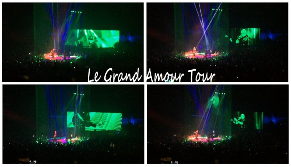 #LeGrandAmourTour @ObispoPascal a enflammé les Zeniths #PasBesoinDeRegrets on attend le DVD LIVE !