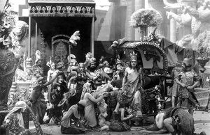 1 Janvier: Intolérance (D.W. Griffith - 1916) / Intolerance: Love's struggle throughout the Ages