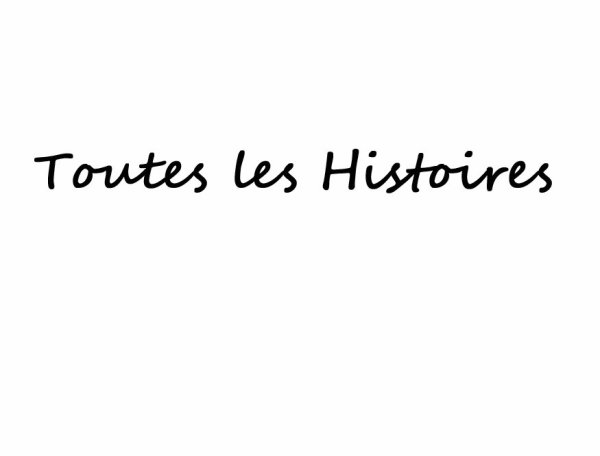Because It's Your History...