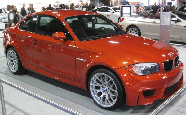 The BMW 1 Series Hatchback and Sedan