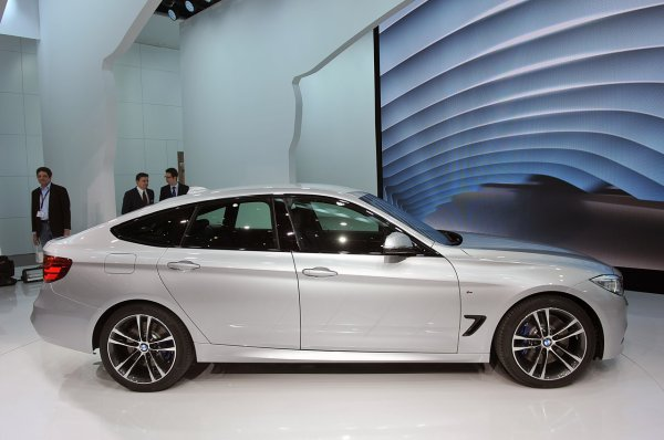 BMW 3-Series Gran Turismo (GT) - Station Wagon Or Crossover?