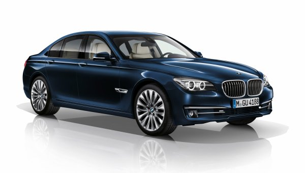 BMW 7 Series - Super Luxury Car