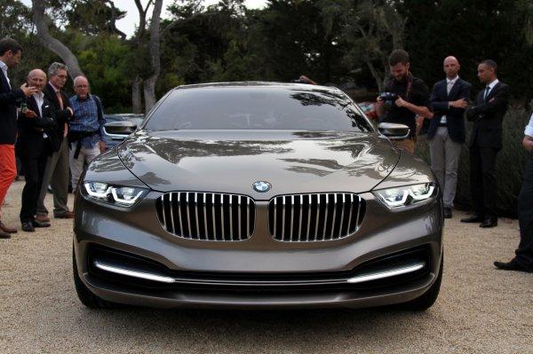 BMW 7 Series - Super Luxury Car
