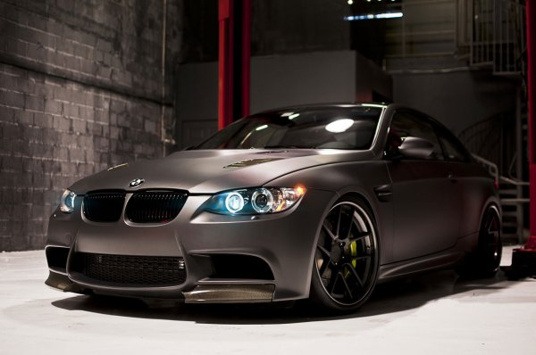 BMW M3 Motorsports Performance Division