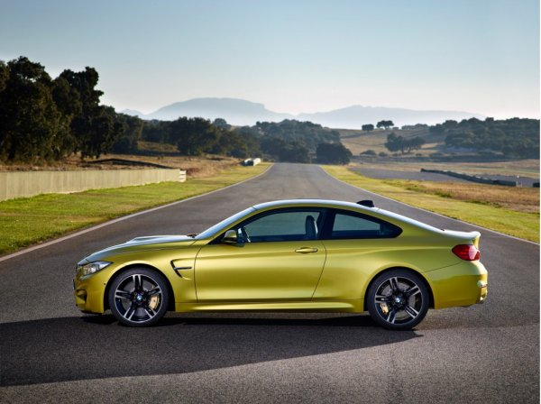 BMW M4 Faster than M3?