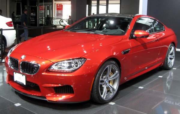 Jewel Two-Door Performance Car - BMW M6