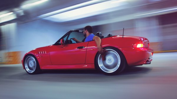The BMW Z3 Used Car in South Africa