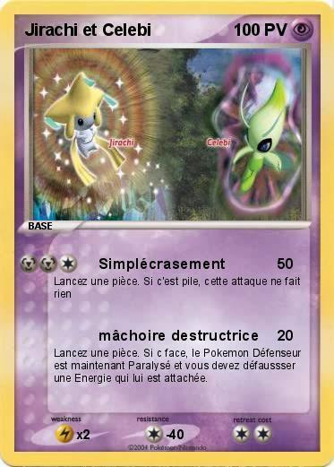 Fausse carte pokemon blog de pokemon medhyena - Imprimer une carte pokemon ...