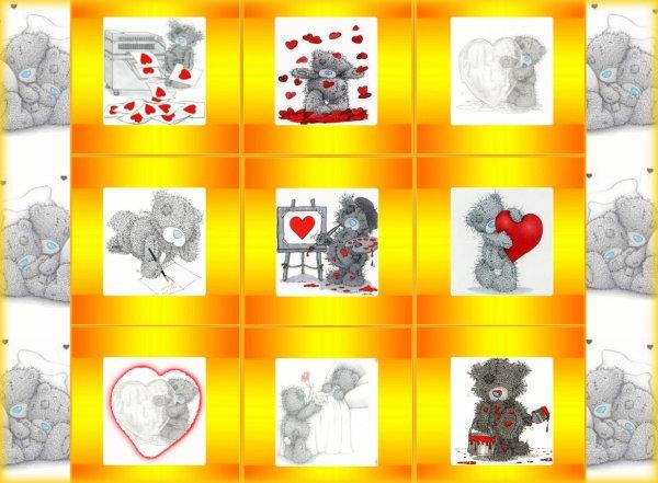 L'amour rend aveugle!!!