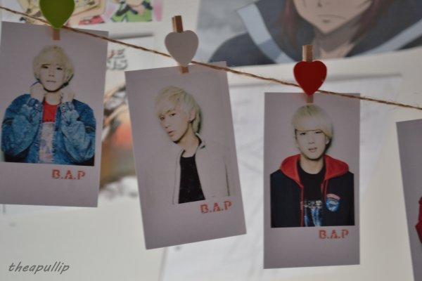 Achats K-pop/ paris (U-KISS ; B.A.P)/part 2