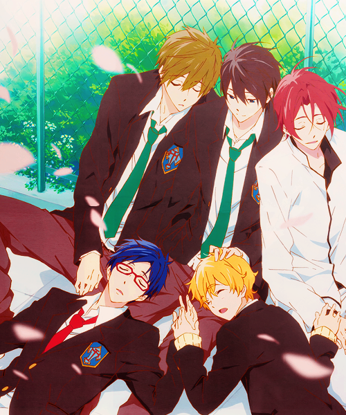 Fiche 5 -> Free! Eternal Summer