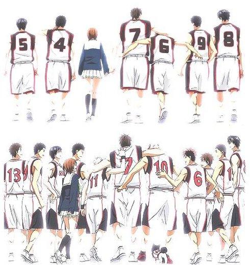 Fiche 10 -> Kuroko no Basket