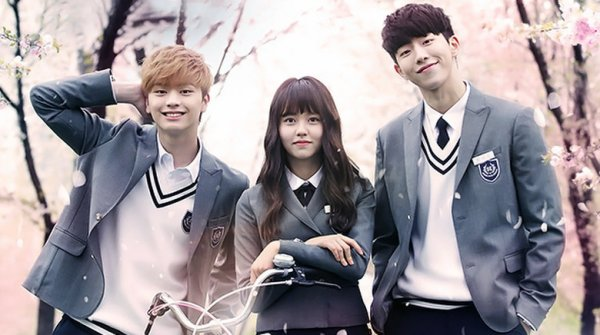 DRAMA • Who Are You: School 2015 •