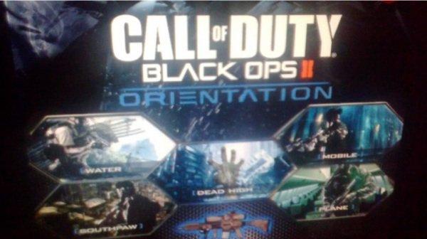 L'image de la rumeur d'un nouveau DLC sur BO2