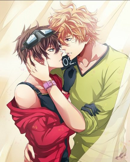 quelle son vos couple yaoi préféré ?