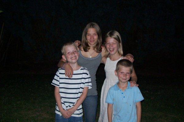 soiree en famille