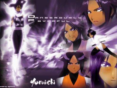 Yoruichi n'est elle pas magnifique
