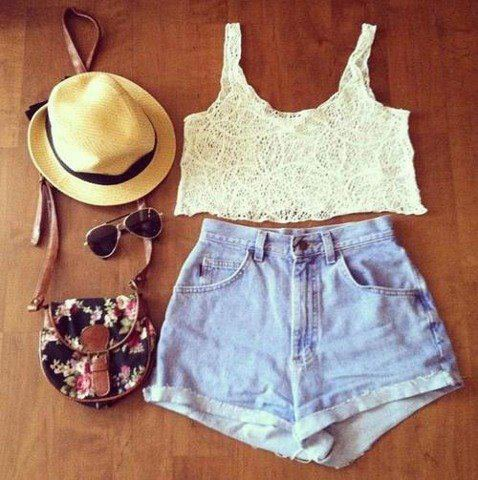 La tenue ce cet été !!!