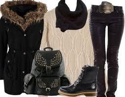 La tenue de cet hiver !!