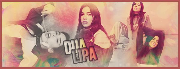 """"""" ●●● Bienvenue sur LipaDua, ta source d'actualité sur la jolie chanteuse Dua Lipa ! Découvrez ici toute l'actualité de la talentueuse chanteuse avec ces différents articles comme candids, events, photoshoot, interviews .. """""""