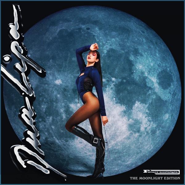 .• • SHOOT// Dua L. pour le :  « Future Nostalgia – The Moonlight Edition » - 02/2021! .