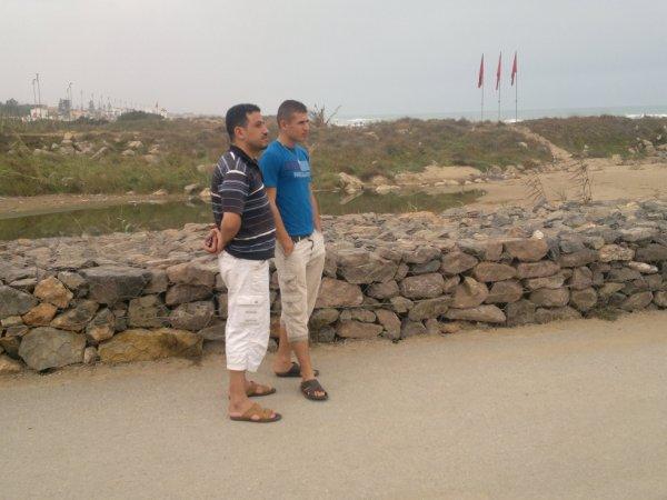 Mes vacances 2012