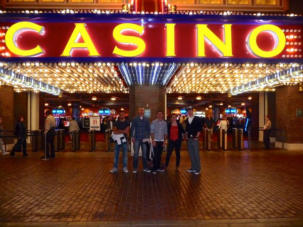 Casino Ameristar et Zoo de Saint Louis