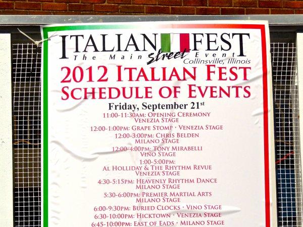 Root Beer Kegger + Italian festival