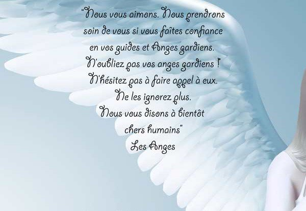Le message des anges.